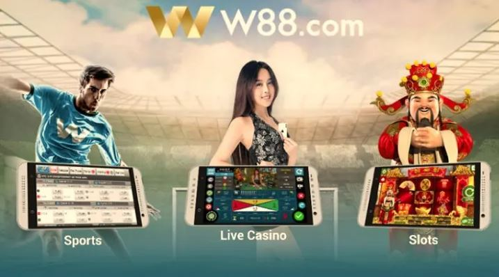Amazing Sports and Casino Products You Can Find at W88 Asia