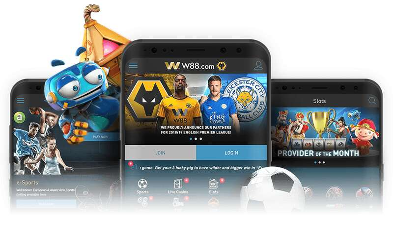 Playing Casino and Sports in Phone Now Possible with W88 WAP Site
