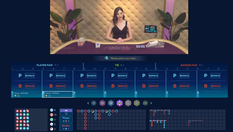 Baccarat Online Gaming with W88 Casino -Club Massimo