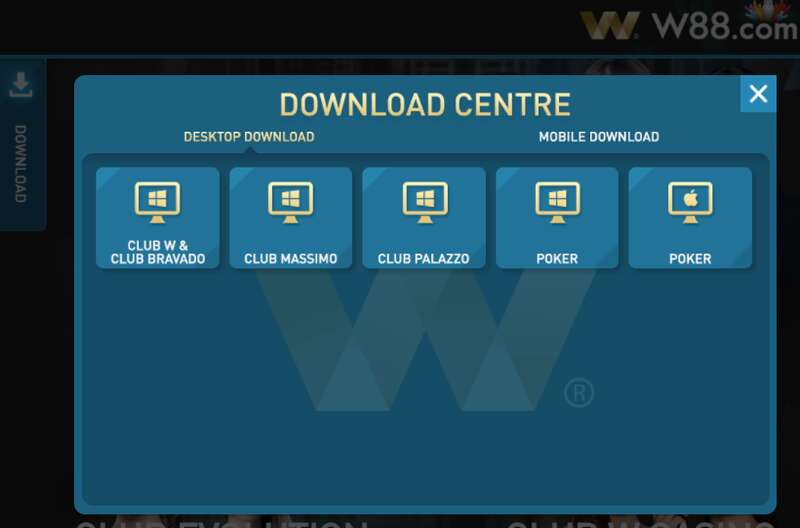 Club W88 App Download is Available for Android and iOS