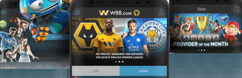 Club W88 Apps Brings You the Best Casino Games 2021