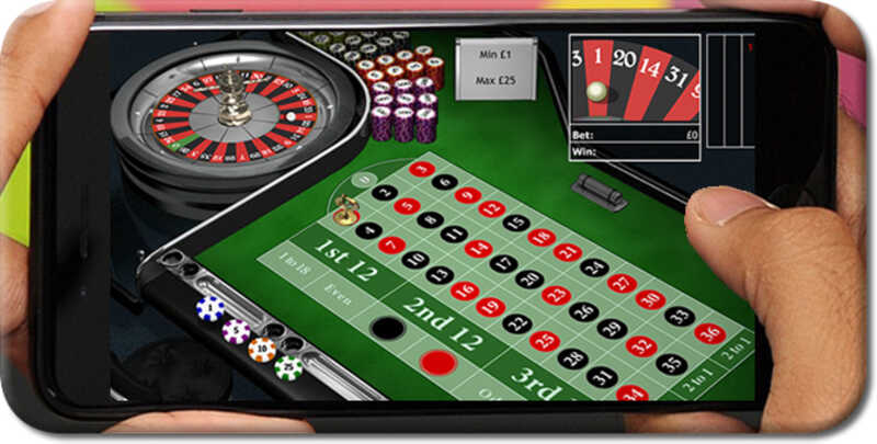 Playing Roulette W88 Games Online On the Go