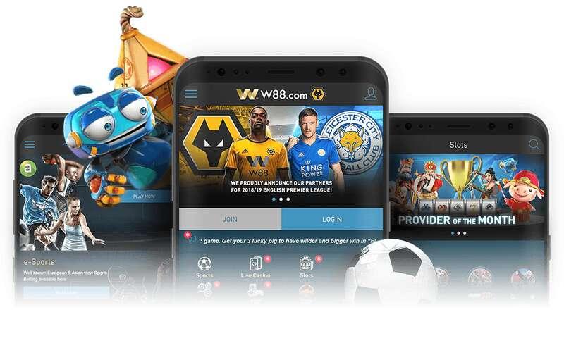 Download W88 App and Enjoy Best Online Gambling 2021