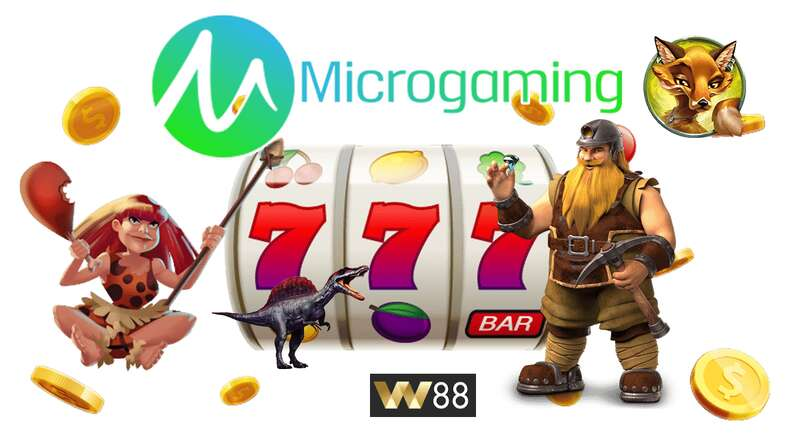 Various Microgaming Slot Games to Profit From