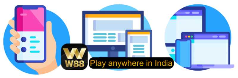 Be a W88 Club Vip and Enjoy Playing At Your Own Time and Place