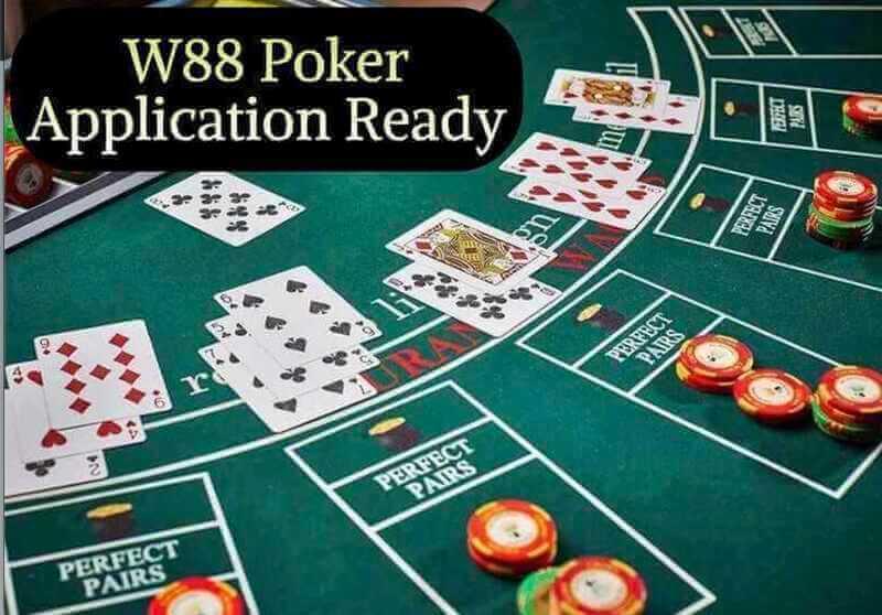 Get a W88 Poker Download to Start Making Huge Wins